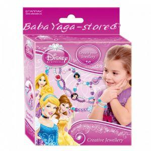 Креативен комплект за бижута Принцесите Princess creative jewelry - 313563