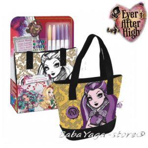 Чанта за оцветяване Ever After High shoulder for painting - 316821