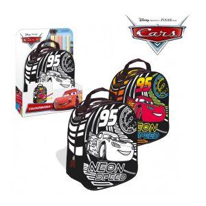 Чанта за оцветяване КОЛИТЕ Cars backpack for painting - 300188