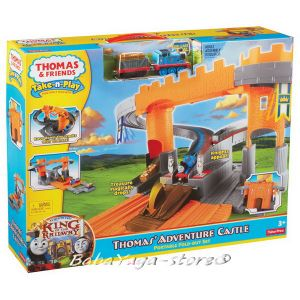 Fisher Price Thomas & Friends Thomas' Adventure Castle Set - Y3020