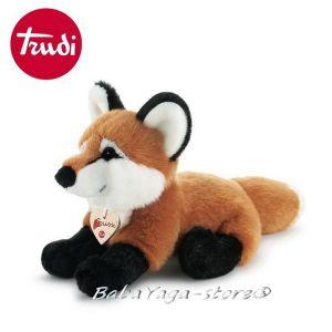 ЛИСИЦА Плюшена играчка от серията Bussi Classic на Trudi (26см) - 29108