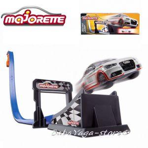 Majorette Писта изстрелвачка с 1 количка Racing Jump - 212084241