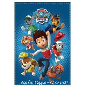 Детско одеяло Paw Patrol fleece blanket friends - PT07202