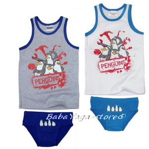 Underwear set Penguins - 56769