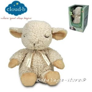 7302 Спящо АГЪНЦЕ музикална играчка от CloudB Sleep Sheep OnTheGo