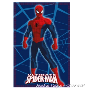 Детско одеяло СПАЙДЪРМЕН Spiderman fleece blanket WEB - 7209