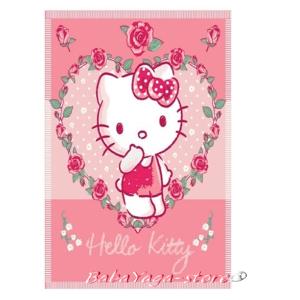 Детско одеяло ХЕЛО КИТИ Hello Kitty fleece blanket heart - 7205