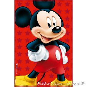 Детско одеяло МИКИ МАУС Mickie Mouse fleece blanket - 07203