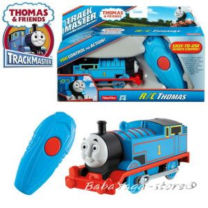 Fisher Price Thomas & Frieds Motorized THOMAS Engine remote control TrackMaster™ CJX82