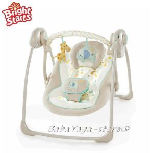 Bright Starts Portable swing Comfort & Harmony Elepaloo - 7130