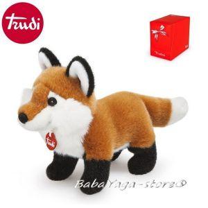 Trudino Плюшена играчка ЛИСИЦА в подаръчна кутия от TRUDI - 51142