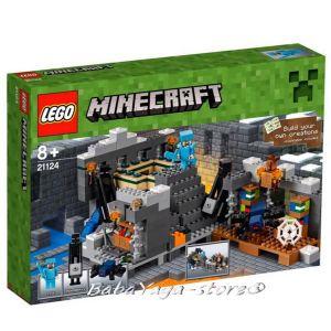 2016 LEGO Конструктор Minecraft Крайният портал - The End Portal - 21124