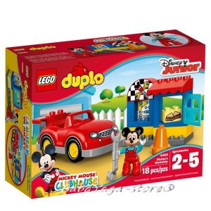 2016 LEGO DUPLO Mickey's Workshop - 10829