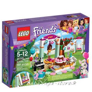 2016 LEGO Friends Birthday Party - 41110