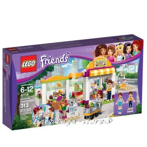 2016 ЛЕГО ФРЕНДС Супермаркет в Хартлейк LEGO Friends Heartlake Supermarket - 41118
