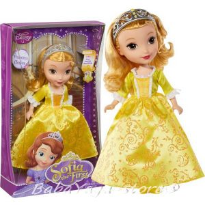 Disney Sofia the First Princess Кукла Принцеса Амбър - BLX29