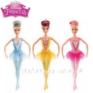 Disney Princess Ballerina Princess Doll  CGF30