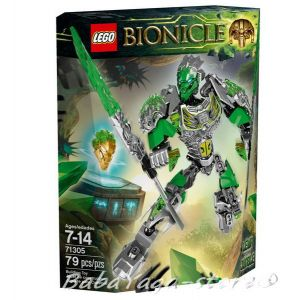 2016 LEGO Bionicle Lewa - Uniter of Jungle - 71305