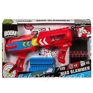 BOOMCo Бластер Мад Сламър на Бумко MATTEL MAD SLAMMER CFD43