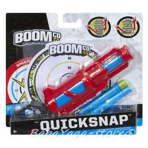 BOOMCo Бластер с 2 стрели на Бумко MATTEL QUICKS BLASTER BCR98