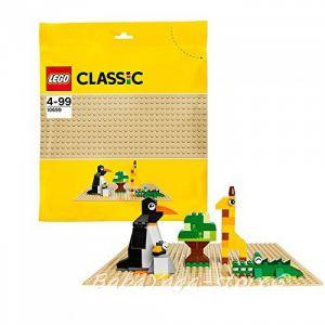 LEGO Конструктор Classic Пясъчна основна плочка - Sand Baseplate - 10699