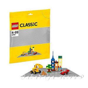 LEGO Classic - Grey Baseplate - 10701