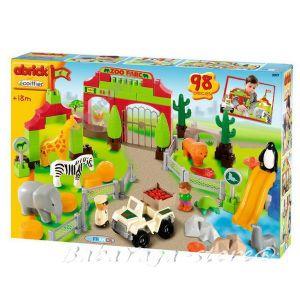 Ecoiffier Abrick Set Construction - Zoo Park