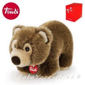 Trudino Плюшена играчка МЕЧЕ в подаръчна кутия от TRUDI - 51140