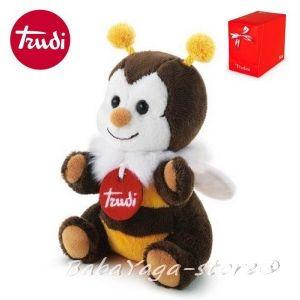Trudino Плюшена играчка ПЧЕЛА в подаръчна кутия от TRUDI - 52082