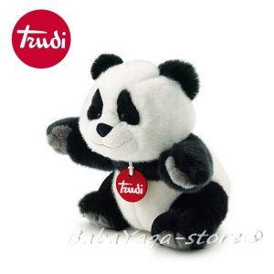 ПАНДА Кевин Плюшена играчка на Trudi (26см) - 26521