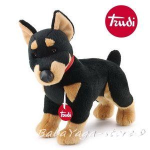 КУЧЕ Доберман Max Плюшена играчка от серията Classic Dogs на Trudi - 22631