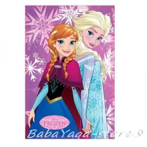 Детско одеяло Замръзналото Кралство Frozen  - 07233