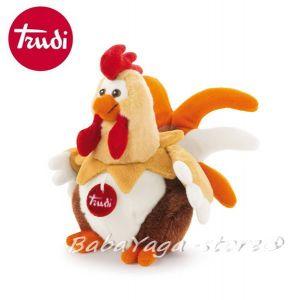 ПЕТЕЛ Alfredo Плюшена играчка от серията Farm на Trudi - 20131