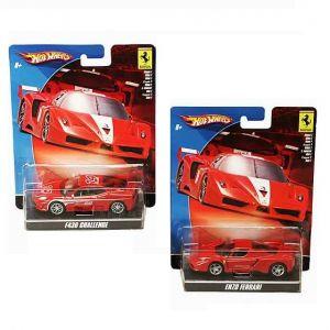 Mattel Hot Wheels - Ferrari Racer Assortment 1:64 - N2549