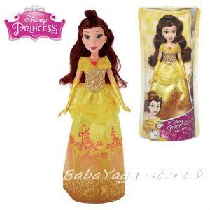 Disney Princess Royal Shimmer Belle Doll - B5287