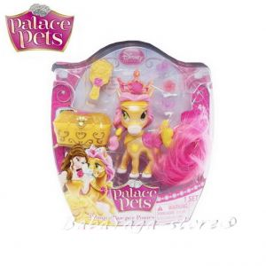 Disney Princess Palace Pets Primp & Pamper Belle Pony Petit, 76074