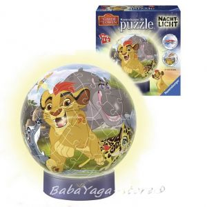 Ravensburger 3D Puzzle (72), Frozen night light - 11789