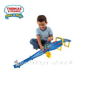 Take-n-Play Thomas and Friends: Rail racers playset, DLR99