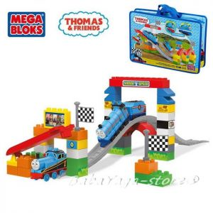 Mega Bloks Thomas & Friends Състезанието на влакчето Томас, Railway Race Day, CNJ23