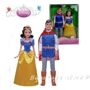 Кукли Снежанка и Принца от серията Disney Princess, T1282