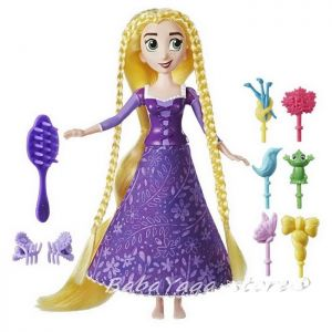 DISNEY TANGLED THE SERIES SPIN 'N STYLE RAPUNZEL, Hasbro, C1748