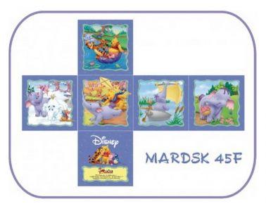 Disney, Bath baby cube, Four season, 45F