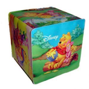 Disney, Bath baby cube, Winnie the Pooh, 68F