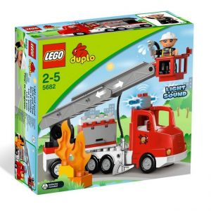 LEGO DUPLO Fire Truck, 5682