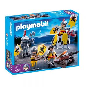 Playmobil Knights Lion Knights Troop, 4871