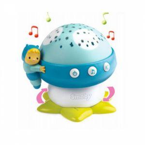Smoby Прожекционна лампа Музикална Гъба, Cotoons musical mushroom, 110109
