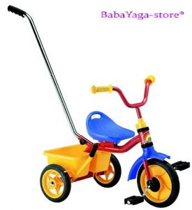 Tricycle ITALTRIKE Transporter Passenger, multycolor - 1040