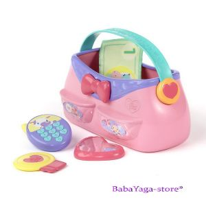 Bright Starts Musical toy Put & Take Purse, 9073