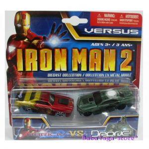 Maisto Iron Man2 MARK IV vs DRONE VERSUS, 15147