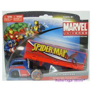 Maisto Marvel Камион - ТАНКЕР UNIVERSE Hauler SPIDER MAN - 1:32